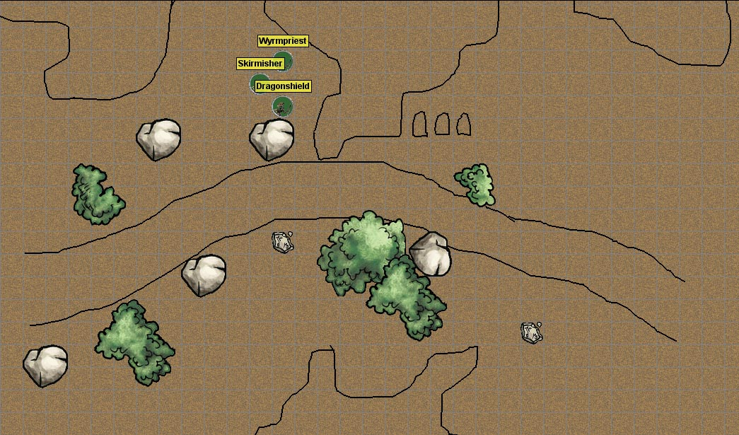 Kobold Ambush