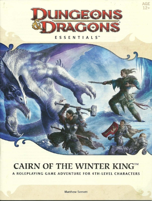 Cover of Cairn of the Winter King